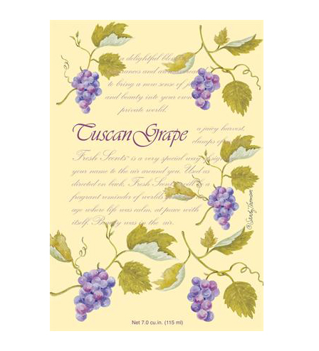 Саше Tuscan grape